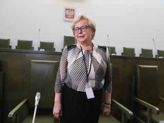 Małgorzata Gersdorf nagle przerywa urlop