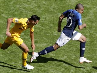 Group C France vs Australia