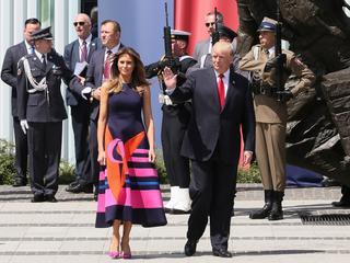 Sukienka Melanii Trump jest droga? Poznajcie naprawdę kosztowne ubrania
