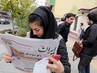 Za co Zachód kupił Iran?