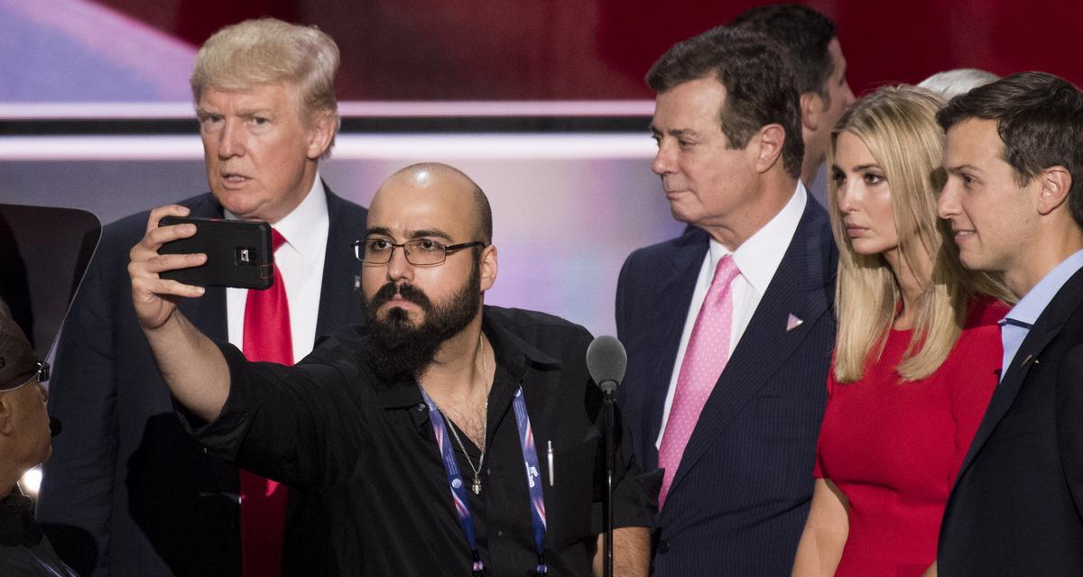 Polowanie na Trumpa