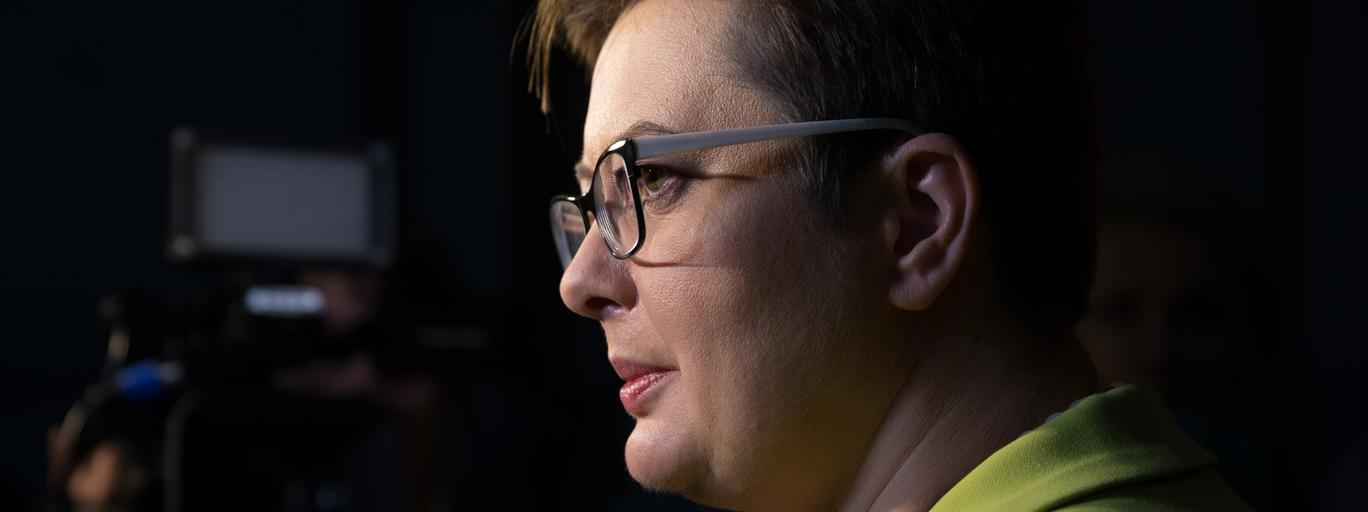 Nowoczesna Katarzyna Lubnauer polityka
