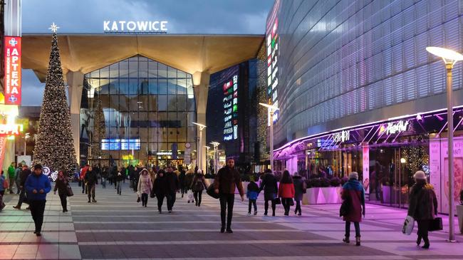 Plac Wilhelma Szewczyka Katowice
