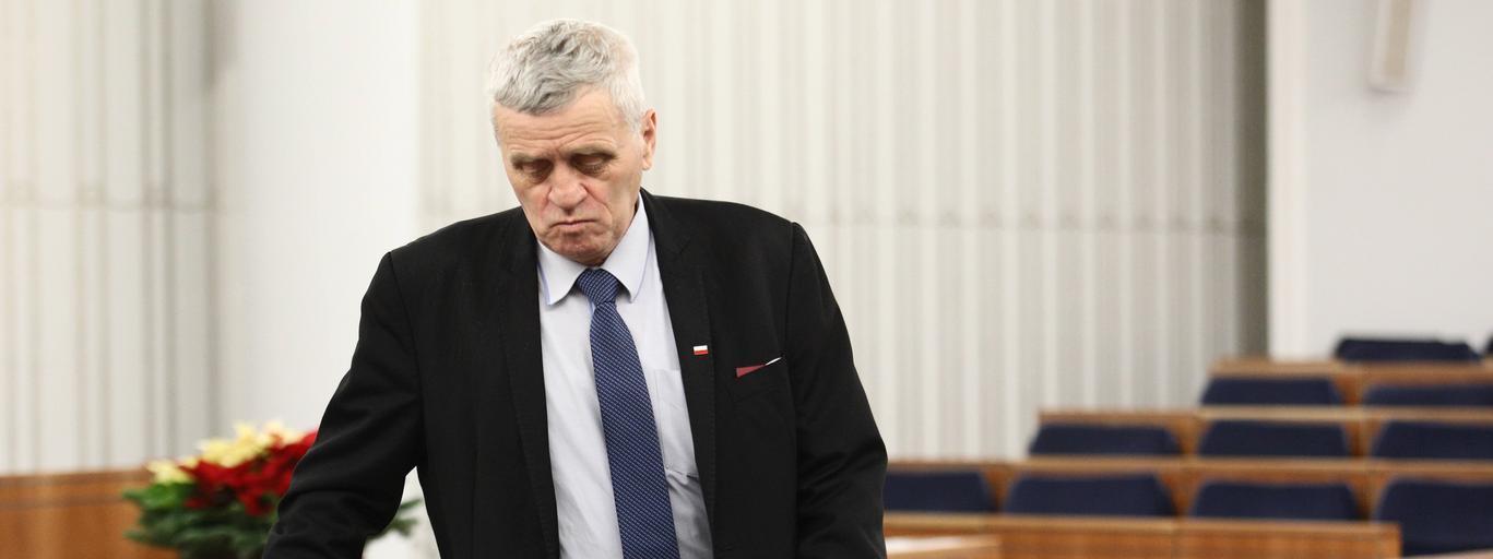 Stanisław Kogut senat głosowanie