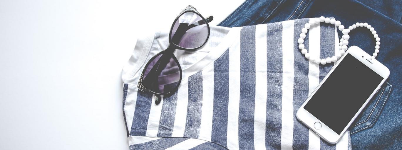 ubrania, okulary, moda