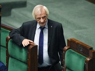 """Marszałek Terlecki próbuje przekonywać, że zmiany w prokuraturze i SN """"mają charakter techniczny"""""""