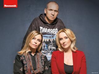 Robić swoje. Paulina, Agata i Jan o Wojciechu Młynarskim