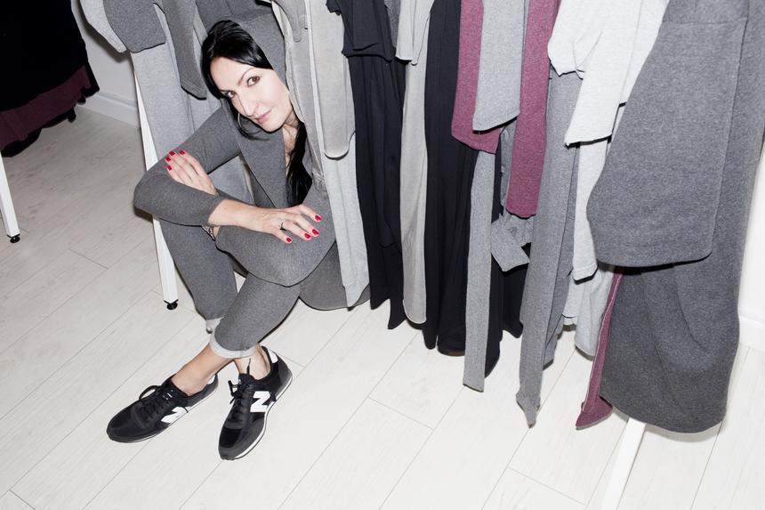 Monika Pstrokońska z firmy by Insomnia. - Nie wyobrażam sobie, żeby do mody wróciły ciuchy w których nie będziemy się czuć komfortowo