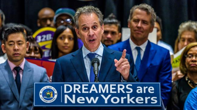 NYC: A.G. Schneiderman files suit to protect DACA