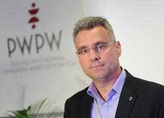 Zmiana szefa PWPW