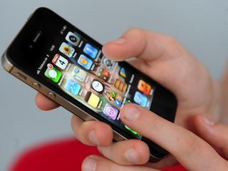 Przezroczysty iPhone wskaże drogę?