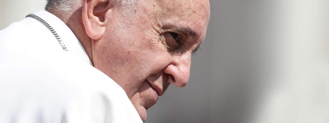 Papież Franciszek Watykan Kościół katolicki religia