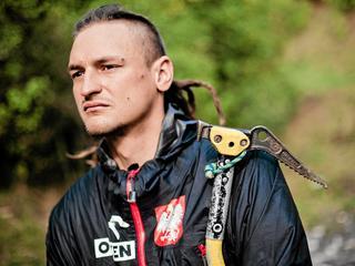Adam Bielecki: Na martwe ciało w górach reaguję trochę inaczej