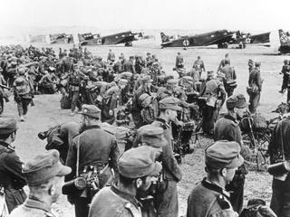 Najbardziej brawurowy atak wojsk Hitlera