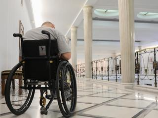 Czy protest rodziców osób niepełnosprawnych zakończył się porażką?
