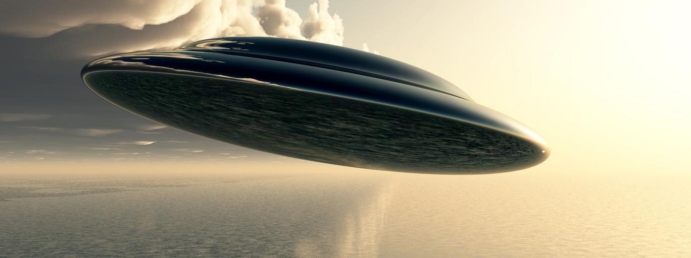 ufo obcy kosmici