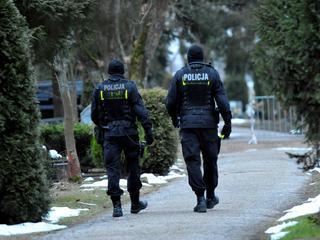 Nocna strzelanina w centrum Polski. Policjanci otworzyli ogień do obcokrajowców