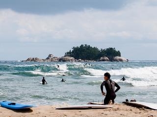 Surfing w Strefie Zdemilitaryzowanej