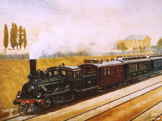 Najsłynniejszy pociąg świata wraca na tory