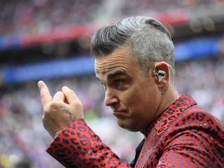 Jak Robbie Williams zemścił się na organizatorach mundialu
