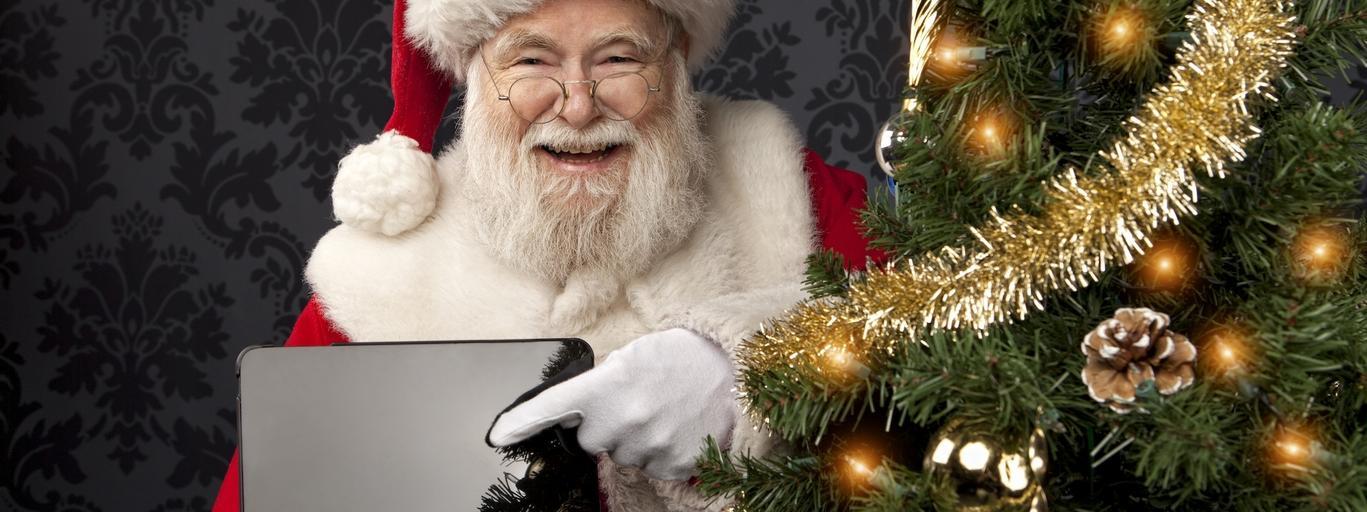 Zakupy prezenty Boże narodzenie e-handel