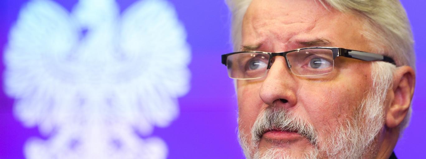 Witold Waszczykowski o Unii Europejskiej