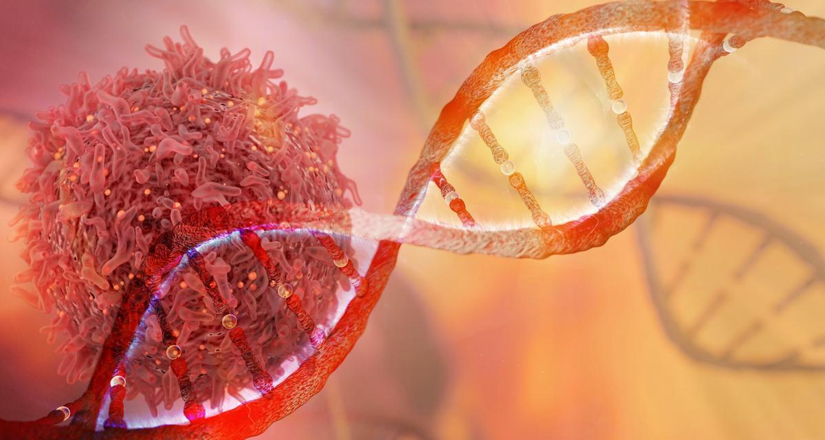 Genetyczny obraz raka