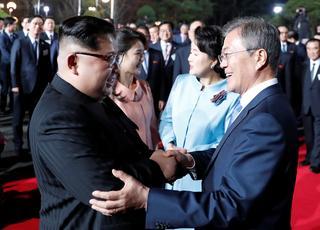 Jedna Korea za20lat?