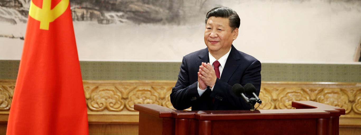 Chiny Xi Jinping
