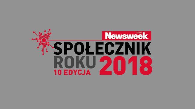 Społecznik Roku 2018