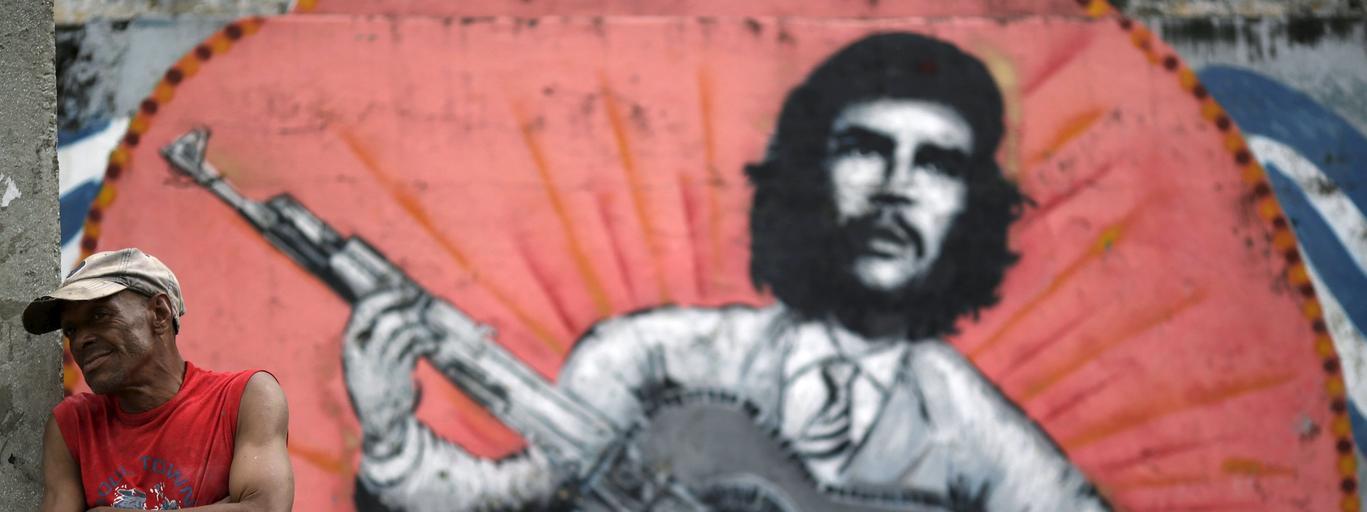 Kuba Chce Guevara