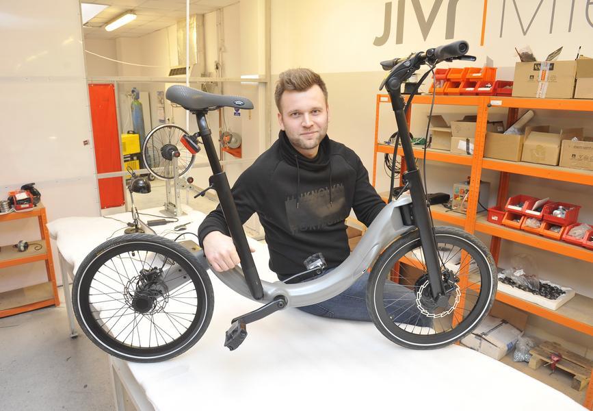 JIVR Bike z Mielca