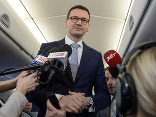 Pierwszy unijny szczyt Morawieckiego. Musiał go zastąpić Orban