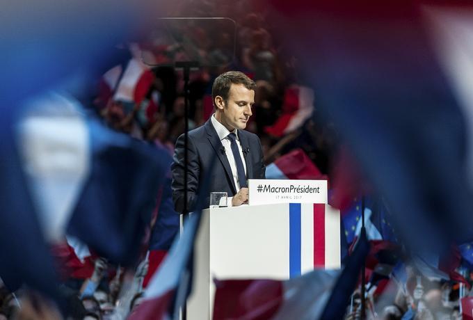 Na naszych oczach rodzi się zupełnie nowa Francja