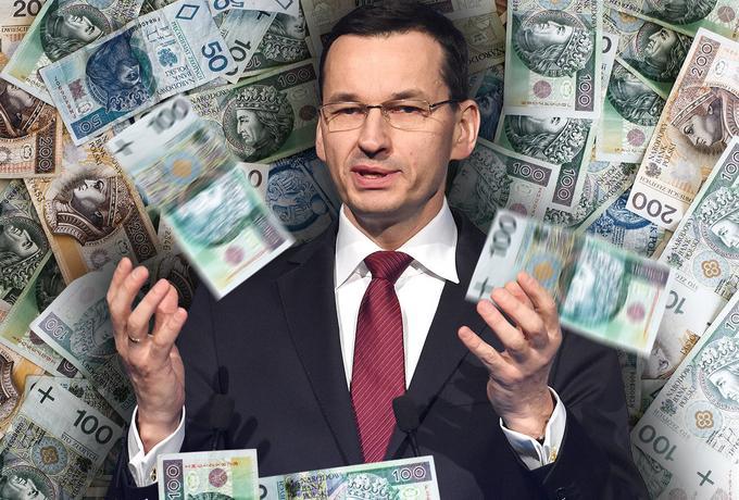Wicepremiera Morawieckiego opowieści o wzroście PKB...