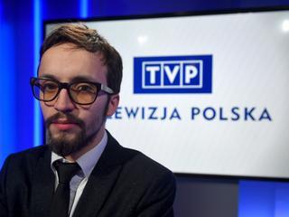 Nawet szef portalu TVP Info nie mógł uwierzyć, że pokazano taki pasek