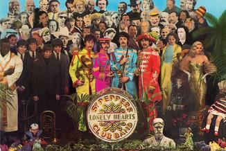 """Odświeżony """"Sgt. Peppers"""" zespołu The Beatles powraca po 50 latach"""