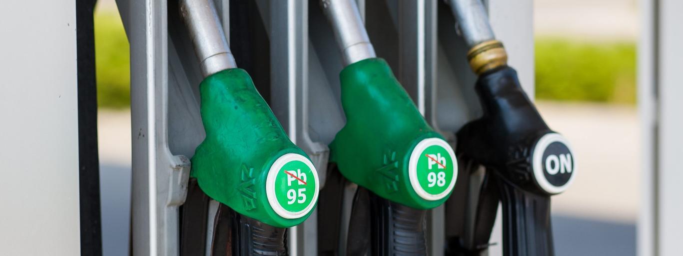 STACJA BENZYNOWA, benzyna, paliwo