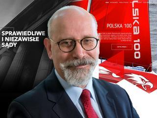 Człowiek, który za publiczną kasę psuje wizerunek Polski na świecie
