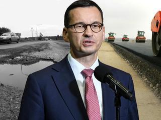 Słuchając Morawieckiego, człowiek ma wrażenie, że premier przyleciał z odległej planety