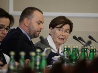 PiS przejmuje kontrolę nad sądami. Romaszewska: Podpis prezydenta pod ustawami jest bardzo prawdopodobny