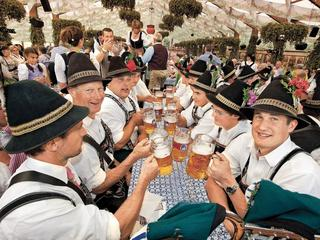 Październikowe święto piwa