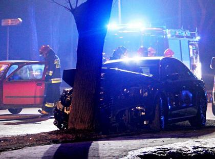 Wypadek kolumny Beaty Szydlo