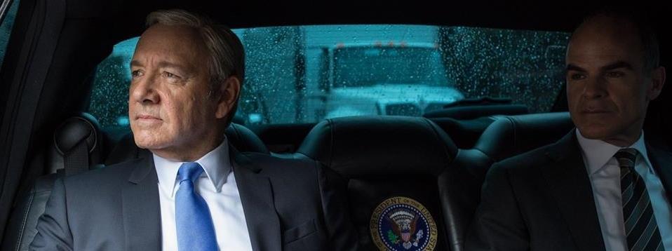 House of Cards Frank Underwood seriale telewizja