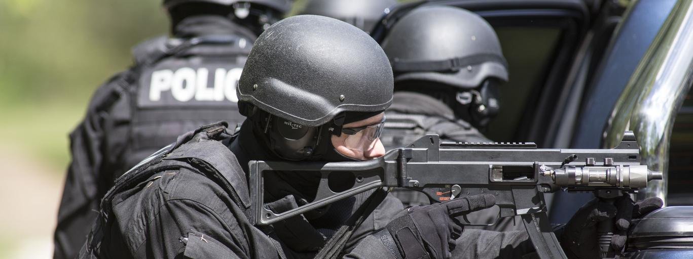 policja, ćwiczenia, antyterroryści