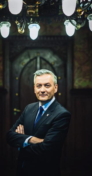 Ile zarabia prezydent Słupska