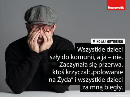 Mikołaj Grynberg