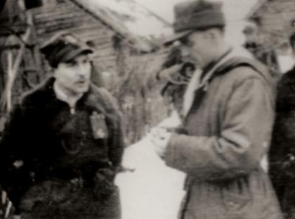"""Romuald Rajs """"Bury"""" i Piotr Motylewicz """"Szczepcio"""" (1944)"""