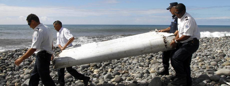 Debris from Reunion Island part of missing MH370, France says