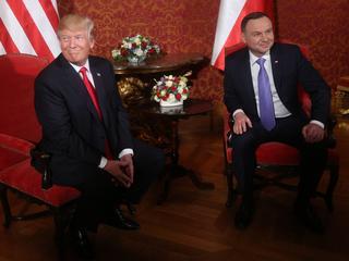 """""""Dla Amerykanów nie jesteśmy zbyt ważni"""", czyli smutna prawda o wizycie Trumpa"""